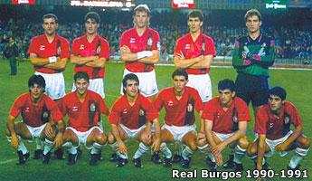 REAL BURGOS CLUB DE FÚTBOL | Burgospedia, la enciclopedia del ...