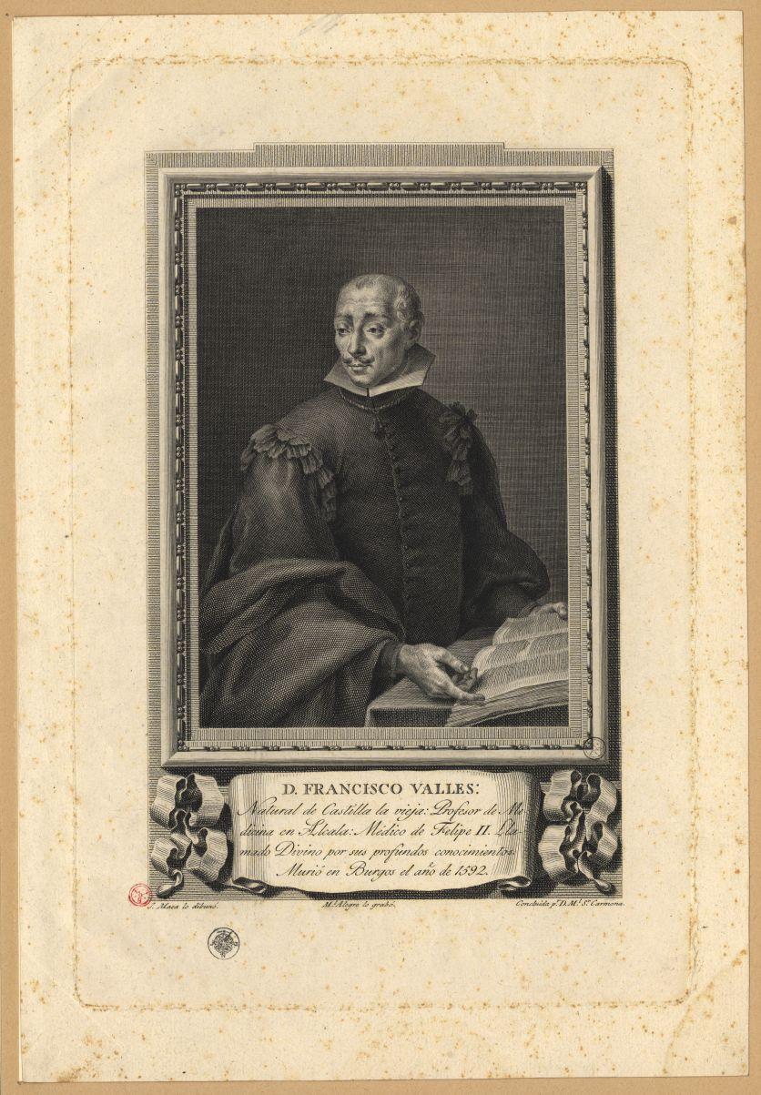 Resultado de imagen de Francisco Vallés