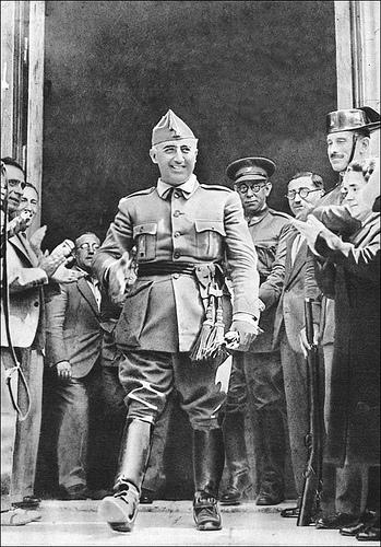 Resultado de imagen de Franco, Burgos