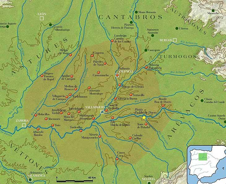 historia provincia burgos: