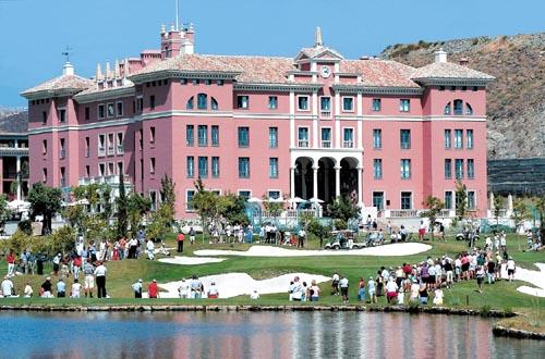 Ricardo arranz de miguel empresario burgospedia la - Hotel la villa marbella ...