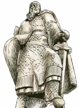 Cid burgospedia la enciclopedia del conocimiento burgal s for La leyenda del cid