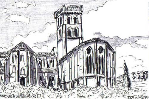 Monasterio de las Huelgas (2)(Bu)