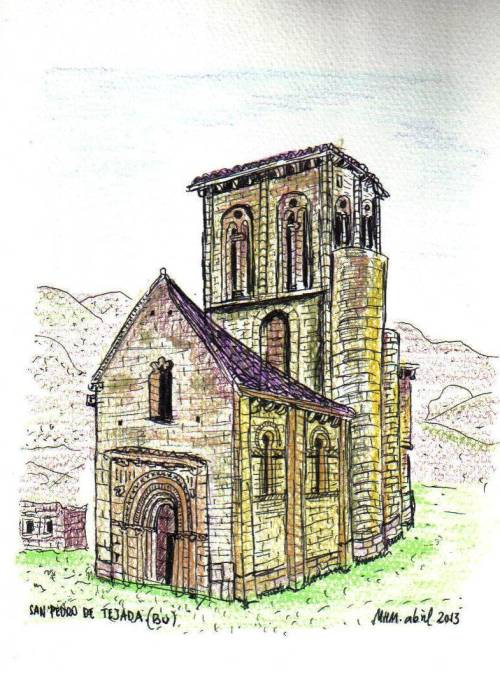 San Pedro de Tejada (Bu)