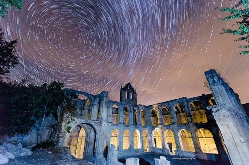 Circumpolar Monasterio de Rioseco