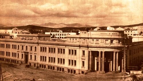 Facultad de Medicina de Granada