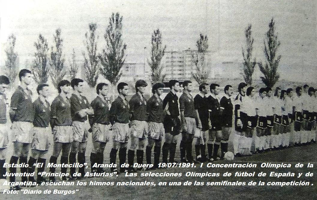 COJ´91.-El-Montecillo-Aranda-de-Duero.-Semifinal.-19-07-1991