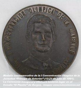 COJ´91.-Medalla-conmemorativa-Burgos-13-a-21-de-julio-1991.-2-275x300