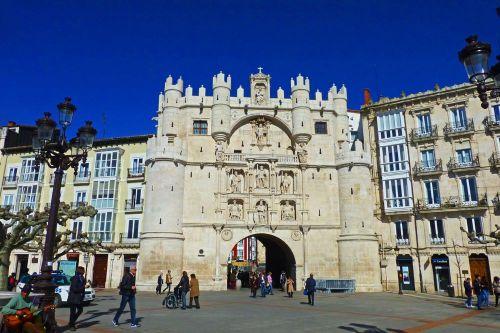 Arco-Santa-Maria-Burgos